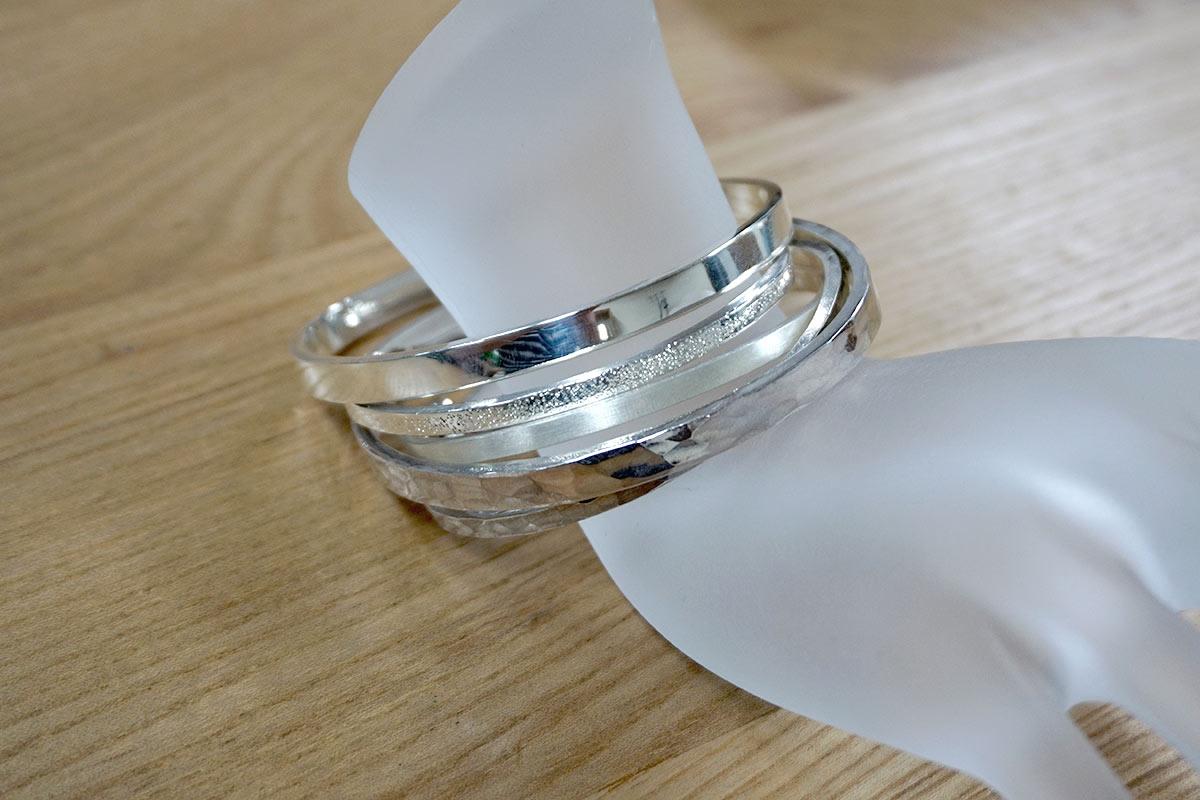 指輪手作り体験(K18スキニーリング)