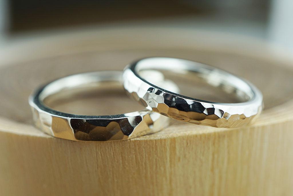 指輪手作り体験(シルバー)
