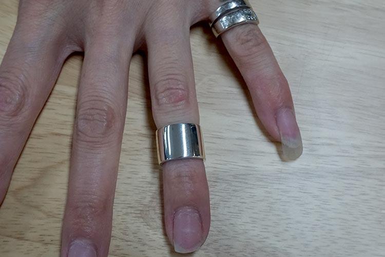 手作り指輪体験2018年7月